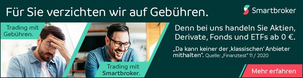 Smartbroker - Wir haben für Sie getestet und schreiben hier unsere Erfahrungen darüber!